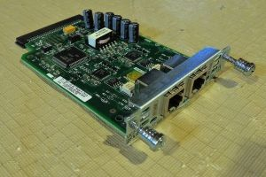 NEW CISCO VIC2-2FXS 2-Port VOICE FAX INTERFACE CARD RJ11 Tested 1-Year Warranty